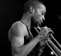 Trombone Shorty at North Sea Jazz by 3FM, via Flickr