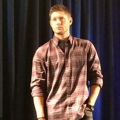Jensen, J2 Gold Panel #NJCon2014