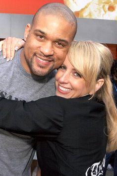 My 2 favorite Trainers: Shaun T & Chalene Johnson