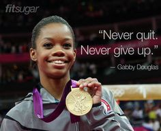 Goes for ALL sports, and sometimes you really need to remember that: Never Quit.
