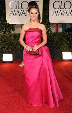natalie portman, fashion, golden globe, formal dresses, globes, black swan, natali portman, red carpets, the dress