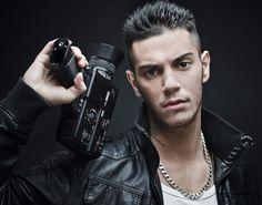 Emiliano Giambelli, noto come Emis Killa, rapper, Vimercate
