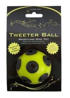 Hyper Pet Tweeter Ball Dog Toy « Pet Lovers Ads