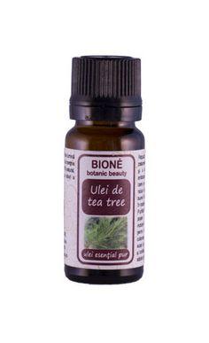 Arbore de ceai - tea tree ulei esential, 10 ml., Bione