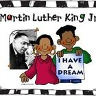 A cute way to teach your students about MLK. Facts and illustrations about a great American Hero!Hello fonts by Jen Jones @http://helloliteracy....