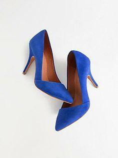 Madewell Mira heels.