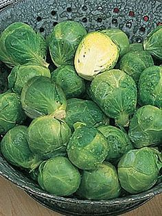 Igor Organic Brussels Sprouts