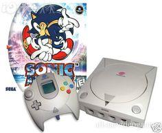 Sega Dreamcast + Sonic Adventure - $59.95 (iOffer)