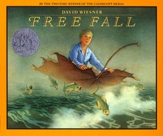 Weisner, D. (1988). Free fall. New York, NY: Lothrop, Lee & Shepard Books.