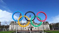 olympic rings!