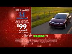 http://www.herbchambershondaofseekonk.com  Now through year end Herb Chambers Honda of Seekonk is having our Year End Sales Event. During this event client will benefit with low interest rates on new and used cars.  Herb Chambers Honda of Seekonk is located at:  185 Taunton Avenue  Seekonk MA 02771  Call us at (508)336-7100