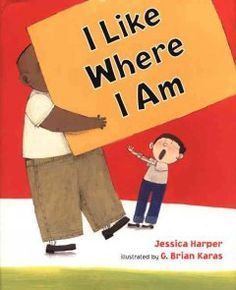 The rhyming story of a six-year-old boy who is sad about moving to a new home but ends up being happy when he gets there.