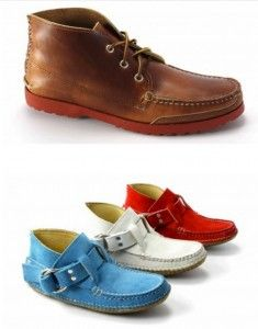 Quoddy Shoes handcrafted in Perry, Maine #madeinUSA