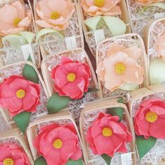 by blooms in the air craft stall, display idea