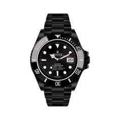 Rolex Submariner by Blaken
