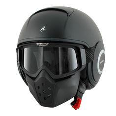 shark raw | urban motorcycle helmet