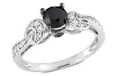 Black diamond ring! #BlackFriday
