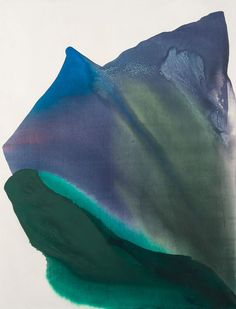 Paul Jenkins ~ Phenomena Lifted Stigma, 1961