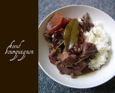 Boeuf Bourguignon: Burgundy Beef Stew Recipe By Honest Cooking