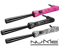 If you have thick, crazy, frizzy, curly hair like me... this is a LIFE SAVER! Reverse Curling Wand  www.andRuby.com