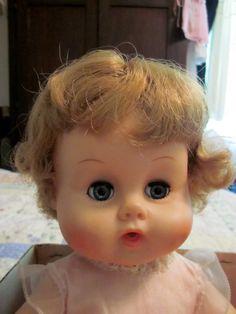 Vintage Vogue 16 Ginny Baby Doll