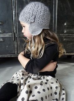 kids fashion, girls fashion, dress, polka dots, hat, fashion