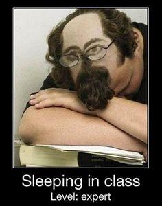Sleeping in class | 1Worder Challenge