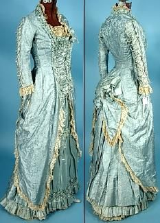 Antique and Vintage Clothing - Museum Collection  1750 - 1914  Regency/Victorian / Edwardian / Early Teens