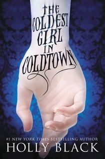 """The Coldest Girl in Coldtown by Holly Black Gr 9&up Waking in a bathtub after a party, Tana discovers that she survived a mass murder. In the nick of time with a toothy nick to her leg, Tana escapes and frees two prisoners: her ex and a vampire. Now the trio of """"infected"""" humans and mysterious vampire must head to a Coldtown, a quarantined zone of lawless vampires and the humans that loathe and love them.—Adrienne L. Strock, Chicago Public Library #sljbookhook"""