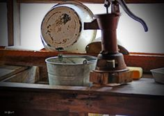 old water pumps - Google Search