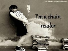 I'm a chain reader