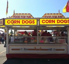 Calgary Stampede Corn Dogs!!!! photo by MerryWithChildren, via Flickr
