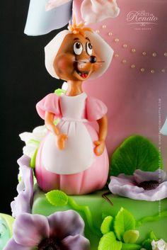 la torta di Cenerentola