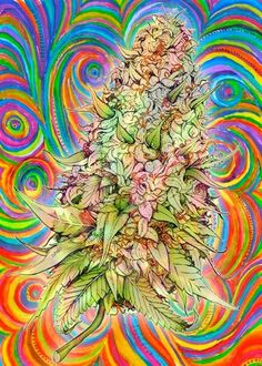 Cannabis Art