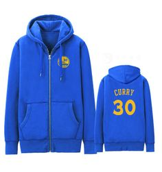 NBA Golden State Warriors Stephen Curry #30 logo new style jacket hoodie sweatshirt