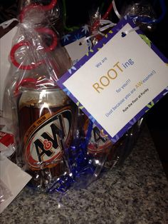 Cheer competition gift
