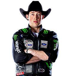 Professional Bull Riders - L.J. Jenkins