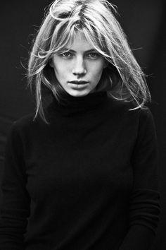 Sarah Forveille photographed by Djamel Boucly