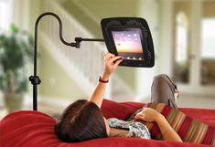 Take your iPad  while lying Down !