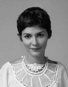 Audrey Tautou!