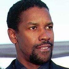 Denzel Washington: handsome