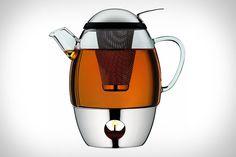 want it. now. SmarTea Teapot
