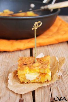 Olio e Aceto: Ricetta tortilla di patate