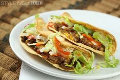 faux jack-in-the-box tacos