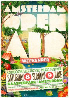 Amsterdam Open Air Festival
