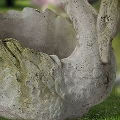 Swan Planter | Arbor and Vine® Made in the USA