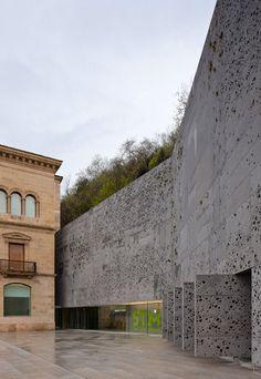Nieto Sobejano Arquitectos — San Telmo Museum Extension — Europaconcorsi