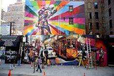 Magnificent Large Scale Murals Brighten the World - My Modern Metropolis Eduardo Kobra