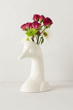 Cholet Hollow Vase #anthropologie