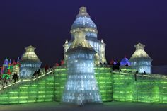 Made from ice - China